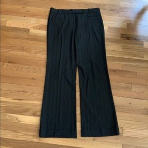 BCBG Maxazria pinstriped trouser Size 12